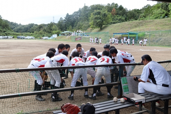 豊田ボーイズ合同体験会開催