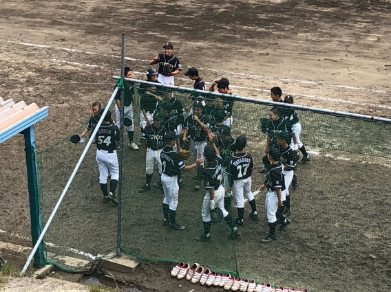 SSK旗争奪大会 ベスト4進出!!!
